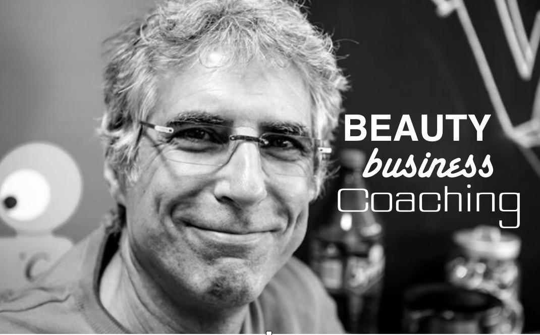 BEAUTY BUSINESS COACHING